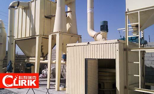 钾长石超细磨粉设备