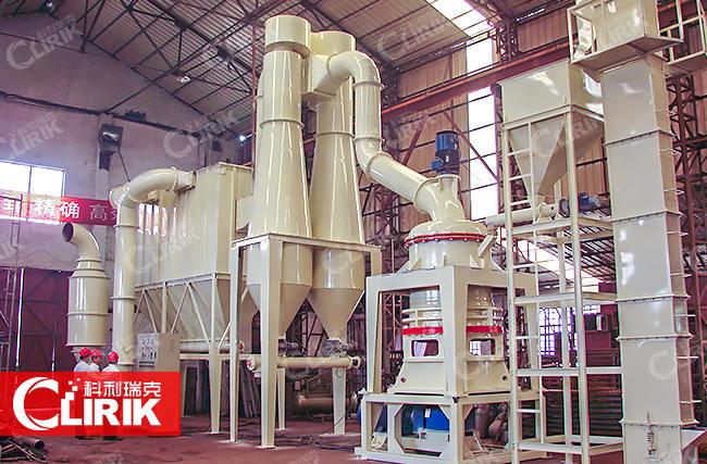 滑石磨粉机设备生产线加工