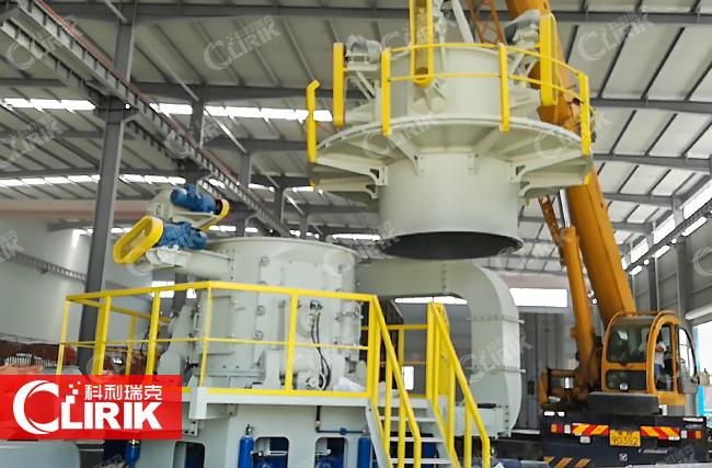 石膏生产设备,石膏粉生产线加式设备