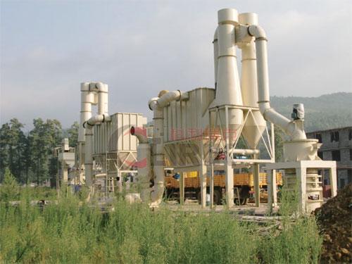 环保熟石灰设备生产线配置(熟石灰,消石灰磨粉机)
